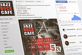 Jazz Rock Cafe